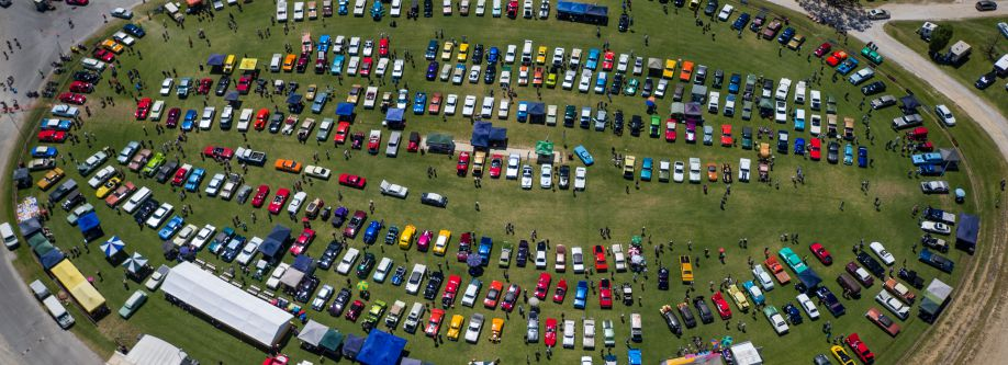 Adelaide & surrounds car shows Cover Image