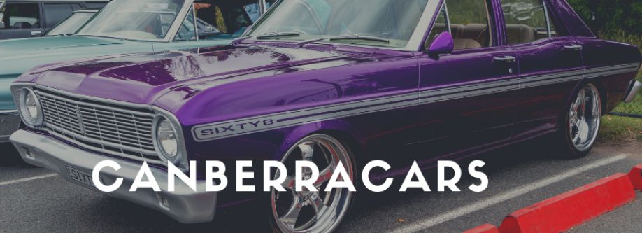 Canberra Car Scene Cover Image
