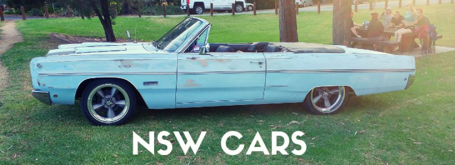 NSW Cars Cover Image