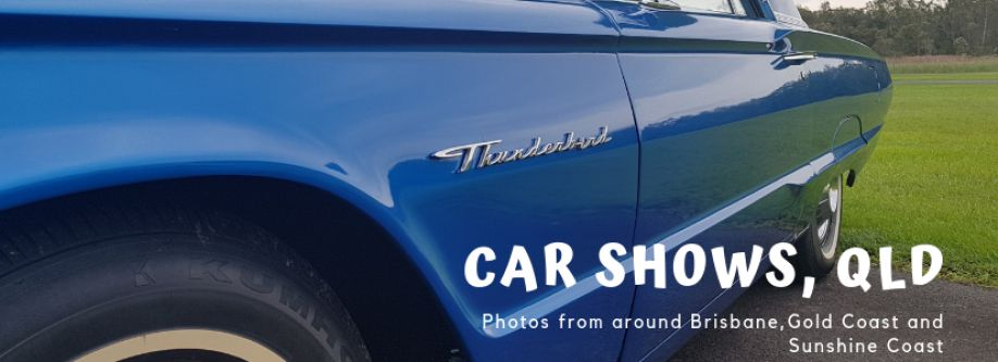 Car Shows QLD Cover Image