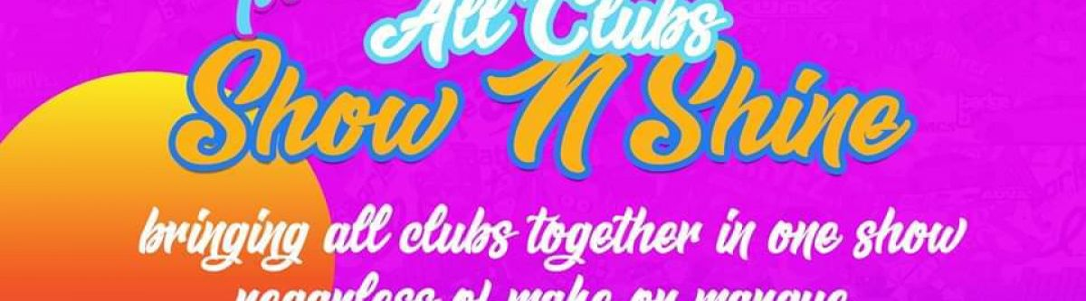 BooSTeRS Presents: All Clubs Show N Shine (ACT) Cover Image