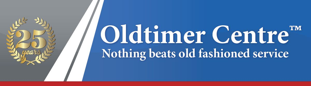 Old Timer Centre Cover Image