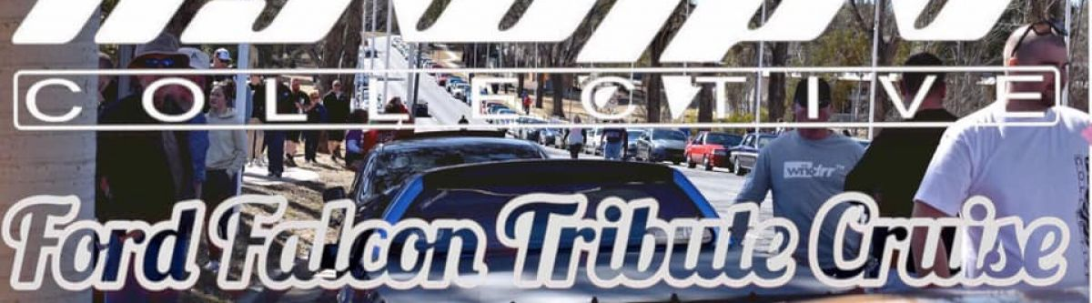 BATHURST: Ford Falcon Tribute Cruise #3 (NSW) Cover Image