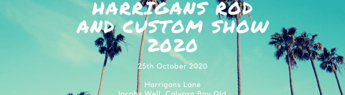 Harrigans Rod And Custom Show 2020 (Qld) Cover Image