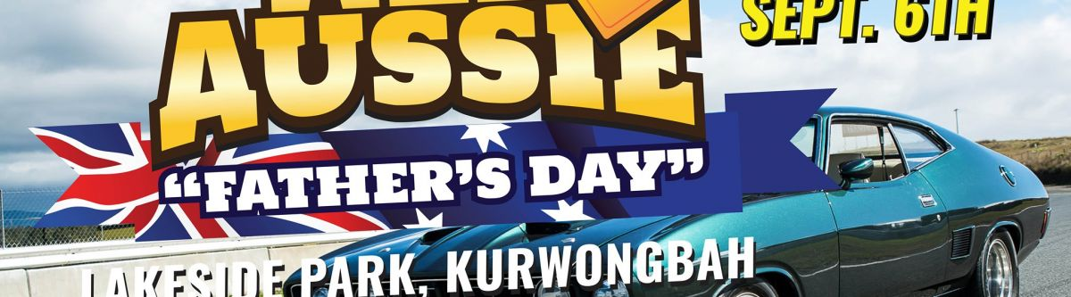 All Aussie Father's Day 2020 (Qld) Cover Image