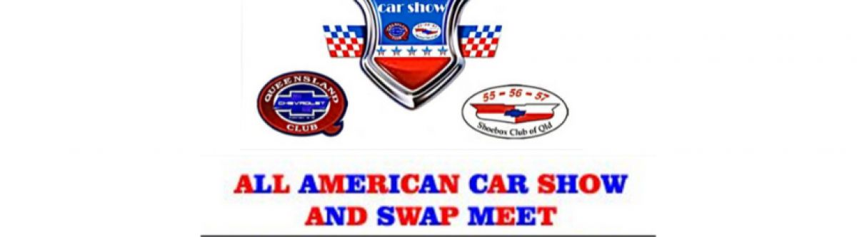 All American Car Show & Swap Meet 2020 (Qld) Cover Image