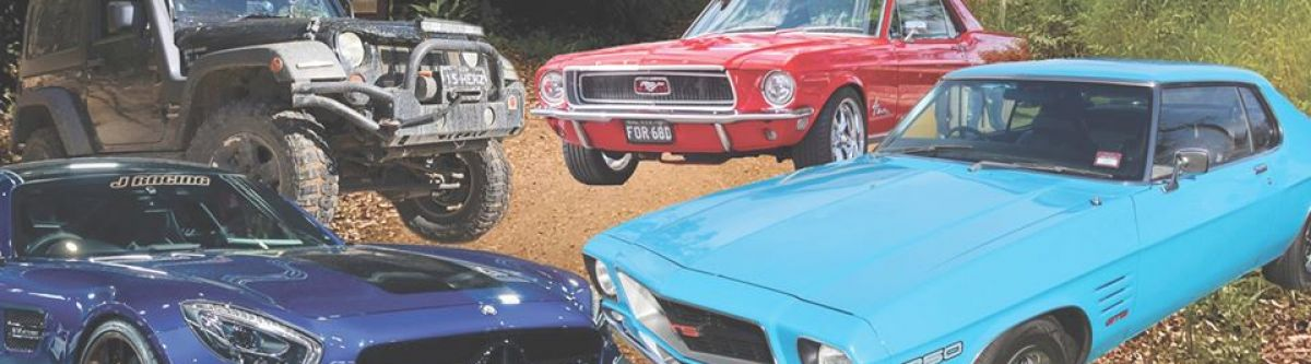 Rev up Riverstone - Car display! (NSW) Cover Image