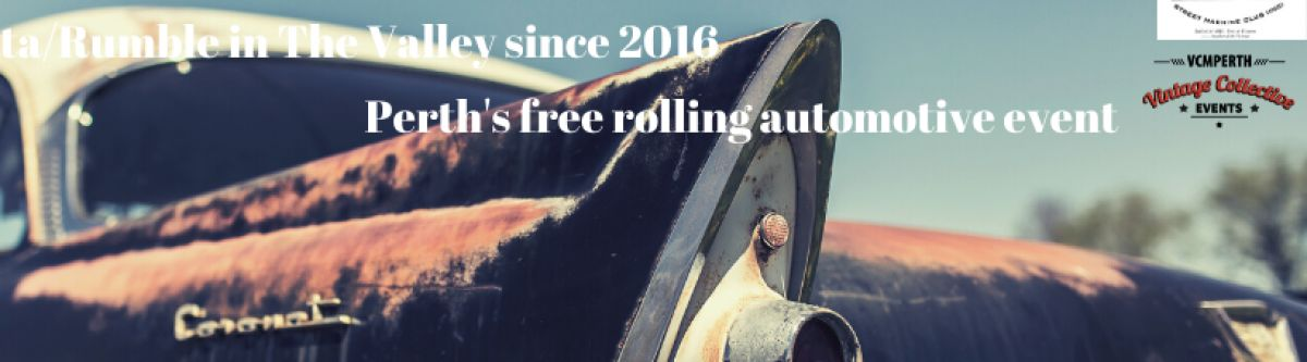 All Wheel Show'N'Shine at The Vintage Collective Markets (WA) Cover Image