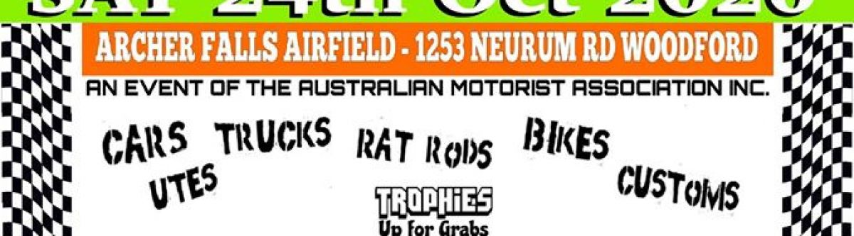 Salubrious Dirt Drags 2020 (Qld) Cover Image