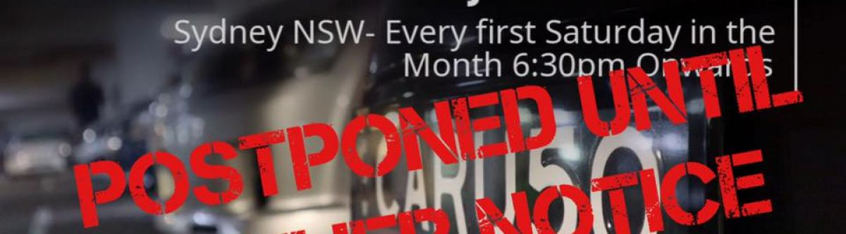 Caruso's Woodfired Pizzeria Monthly Meet  Greet *April* (NSW) *POSTPONED* Cover Image