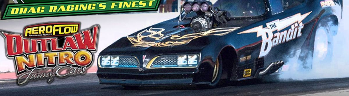 Aeroflow Outlaw Nitro Funny Cars Willowbank | Official Event (Qld) Cover Image