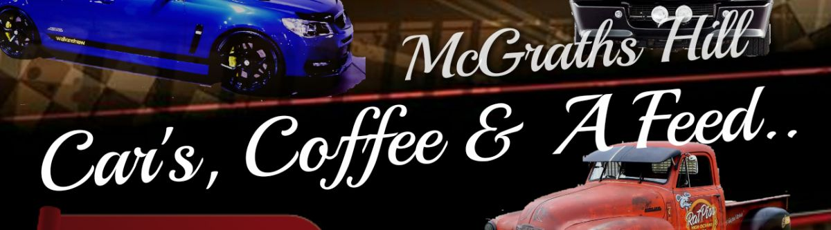 McGraths Hill Cars, Coffee And A Feed - August (NSW) Cover Image