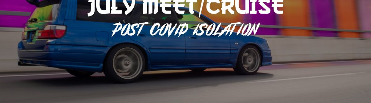 MCC July Meet/Cruise - Post COVID Isolation (SA) Cover Image