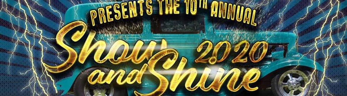 10th Annual Show & Shine (Qld) Cover Image