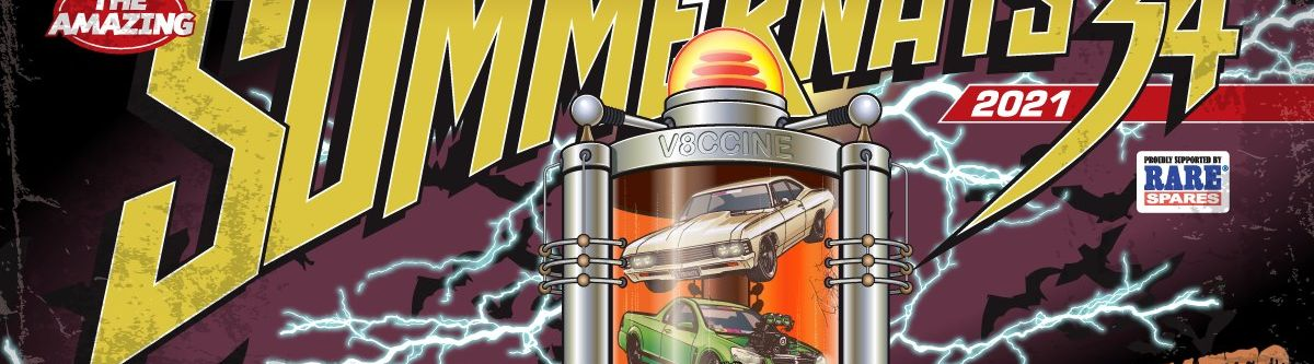 SUMMERNATS 34 (ACT) Cover Image