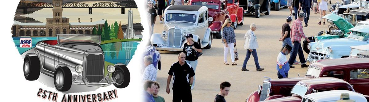 25th Australian Street Rod Federation Nationals (NSW) Cover Image