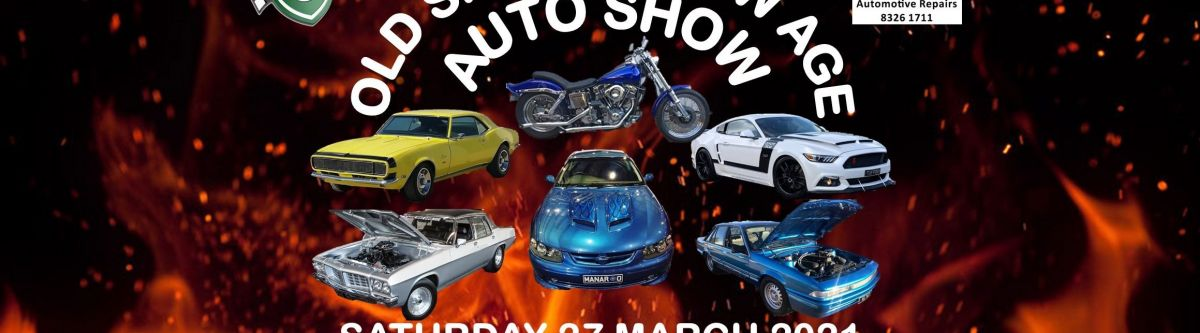 2021 Old Skool N New Age Auto Show (SA) Cover Image