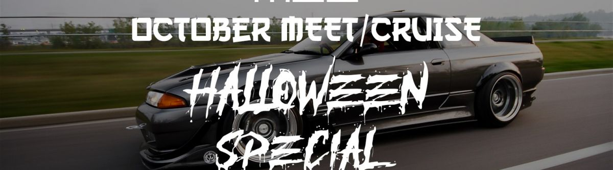 MCC October Meet/Cruise - Halloween Special (SA) Cover Image