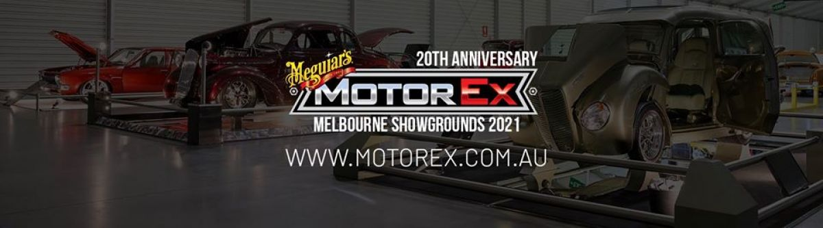 Meguiars MotorEx 2021 | February 6-7 2021 (Vic) Cover Image