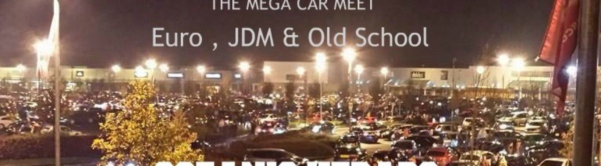 MEGA CAR MEET - Helensvale - Euro , JDM & More (Qld) Cover Image