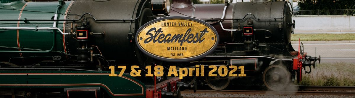 Hunter Valley Steamfest (NSW) Cover Image