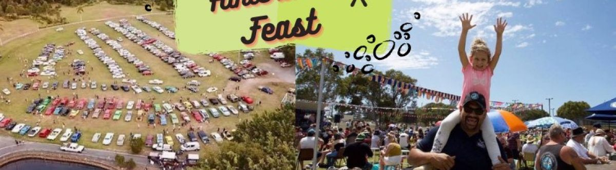 Hinterland Feast - Last one for the year! Cars, Food Trucks, Markets  Bar (Qld) *NEW LOCATION* Cover Image