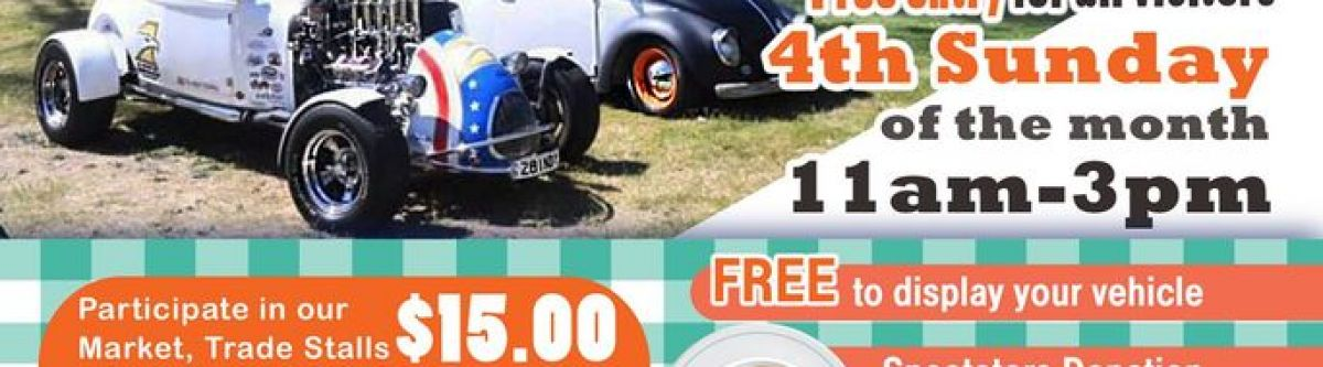 CardiGras - Car show Markets & Live Music (Qld) Cover Image