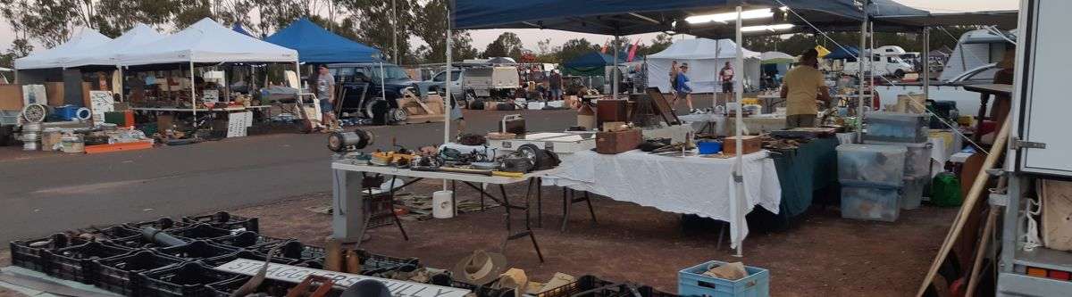Maryborough Swap Meet (Qld) Cover Image