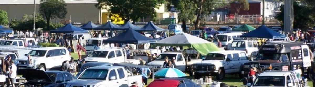 Northam Vintage Swap Meet  Show and Shine (WA) Cover Image