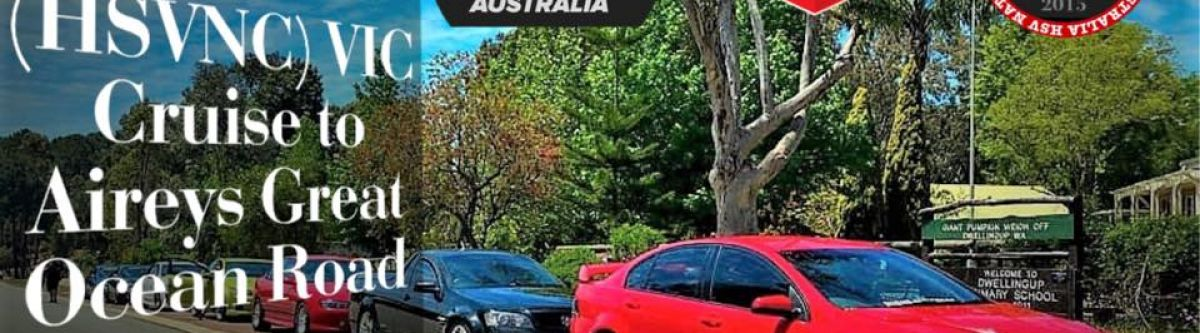 New  Old School Holden  HSV Meet  Cruise to Aireys Pub (Vic) Cover Image