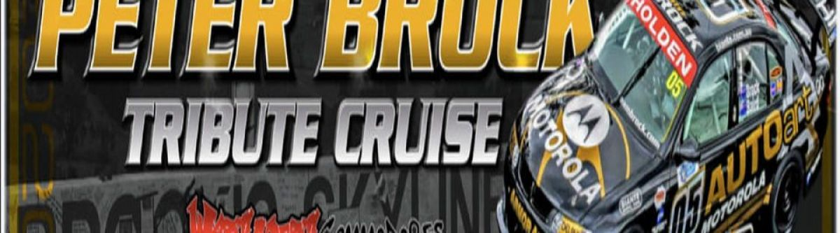 15th Annual Peter Brock Tribute Cruise (WA) Cover Image