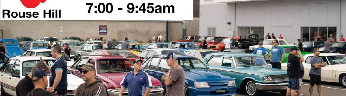 Cars & Coffee, Breakfast Rouse Hill (NSW) Cover Image