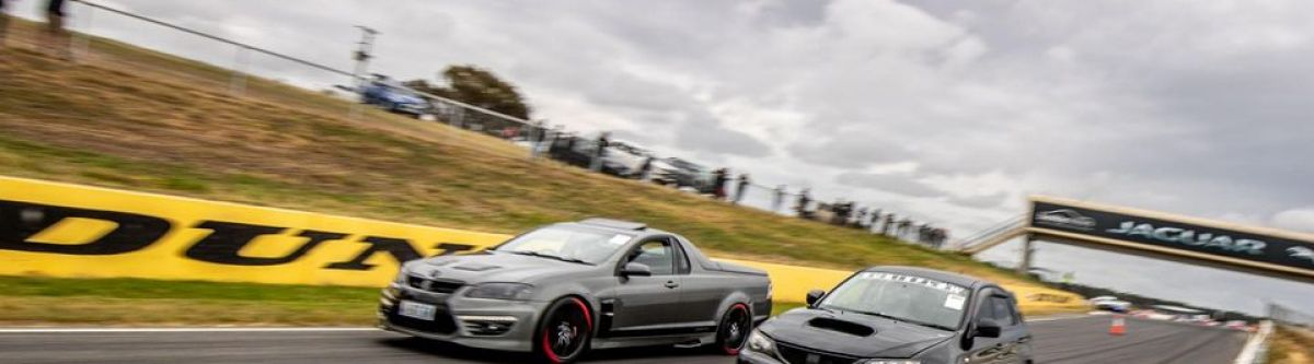 Roll Racing at Baskerville Raceway (Tas) Cover Image
