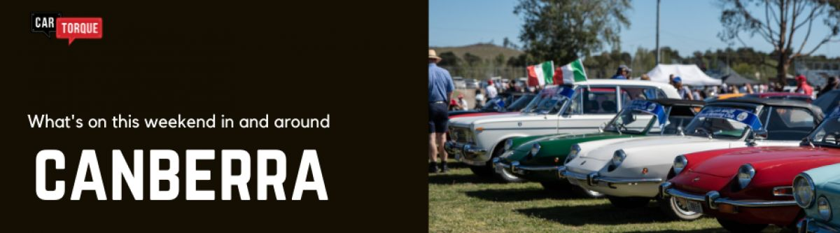 Car shows in Canberra this weekend (and surrounds) Cover Image