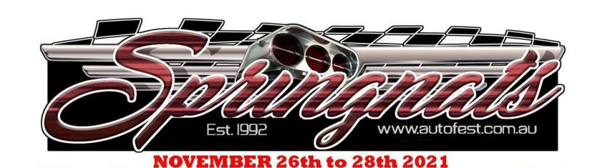 SPRINGNATS 28 (Vic) Cover Image