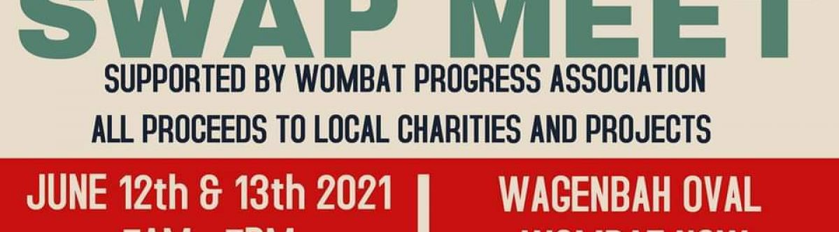 Wombat Swap Meet (NSW) Cover Image