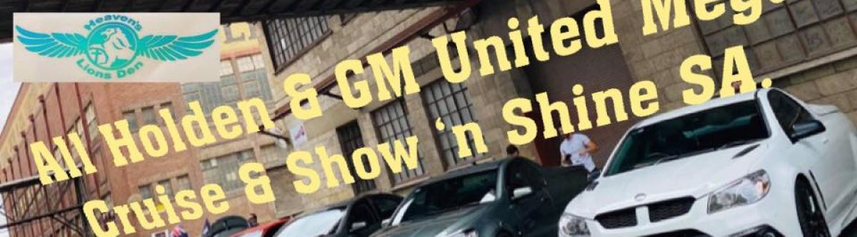 All Holden & GM United Cruise & Show 'n Shine at Birdwood Museum (SA) Cover Image