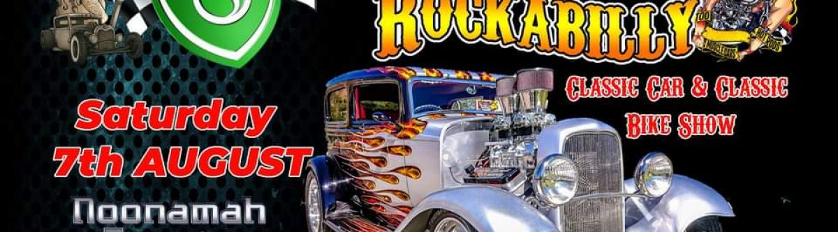 Shannons Rockabilly Classic Car & Classic Bike Show (NT) Cover Image