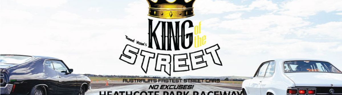 King of the Street #6 (Vic) Cover Image