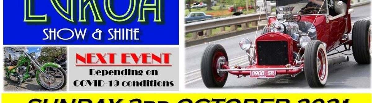 Euroa Show and Shine 2021 (Vic) Cover Image