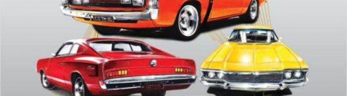 Chryslers On The Murray (Vic) Cover Image