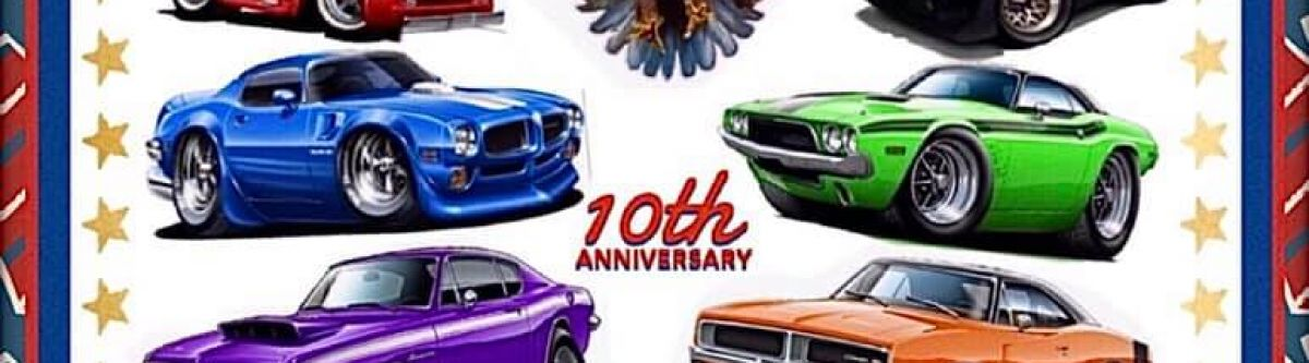 AMERICAN MUSCLE CARS on the MURRAY 21 (NSW) Cover Image