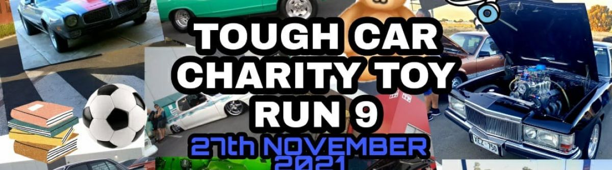 TOUGH CAR CHARITY TOY RUN 9 (SA) Cover Image