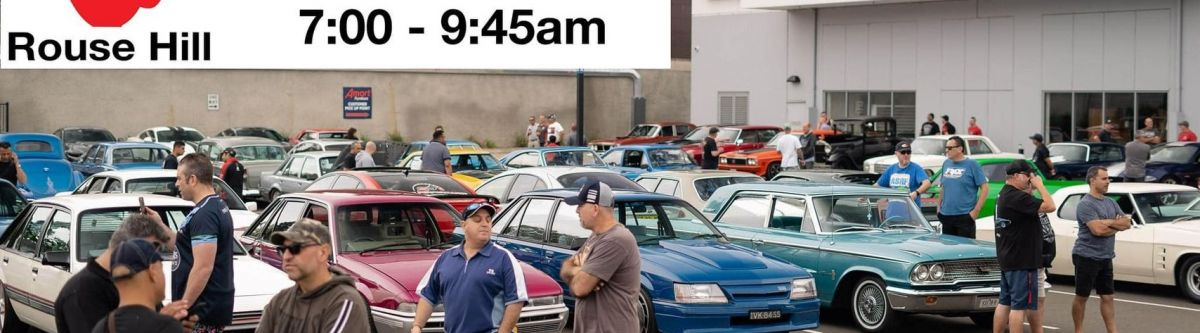 Cars & Coffee, Supercheap Rouse Hill (NSW) Cover Image