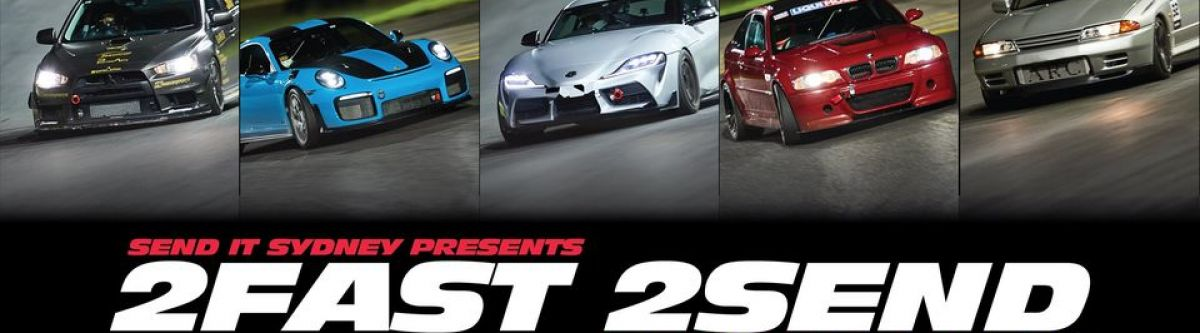Send It Sydney: 2FAST 2SEND (NSW) Cover Image