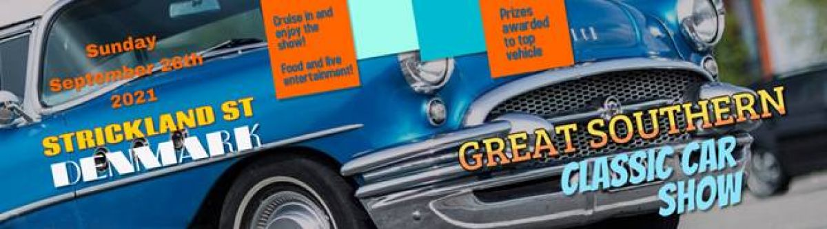 Great Southern Classic Car Show Cover Image