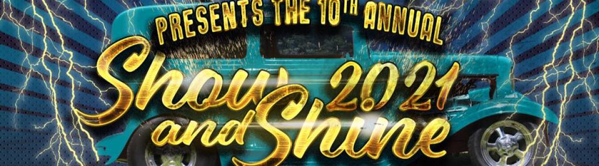 JUST 8's 10th ANNUAL SHOW AND SHINE (Qld) Cover Image