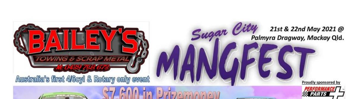 Sugar City Mangfest (Qld) Cover Image
