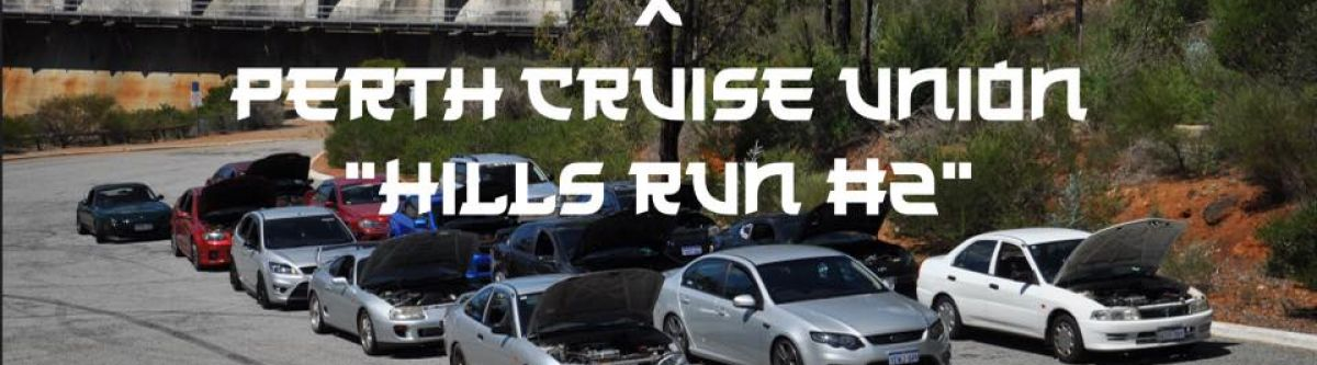 South Side Dons x Perth Cruise Union - Hills Run #2 (WA) Cover Image