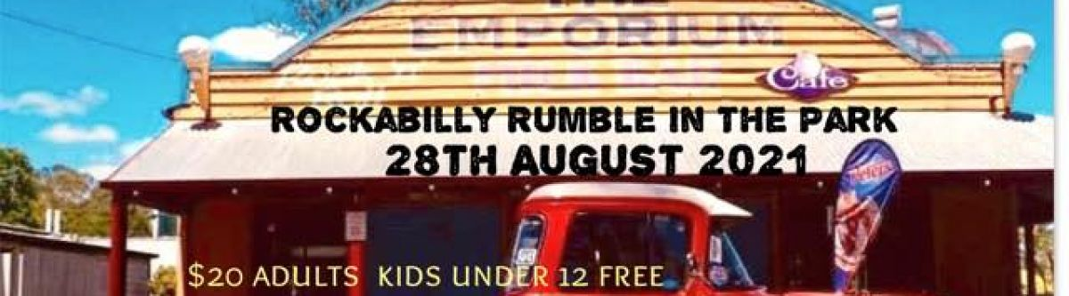 Rockabilly Rumble In The Park (Qld) Cover Image